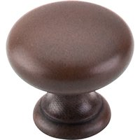 "Top Knobs - Normandy - 1 1/4"" Round Knob in Patine Rouge"