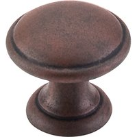 Top Knobs - Dakota - Rounded Knob in Patine Rouge